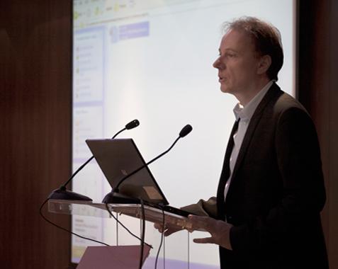 Vladan Djokić, Keynoter